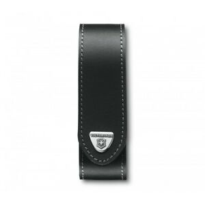 Victorinox - Étui-Ceinture Cuir Noir Pour Rangergrip 57/74 - 4.0506.L