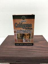 COLLAGEN SOAP WITH PLACENTA / JABÓN DE COLÁGENO CON PLACENTA, SCARS, FIRM SKIN