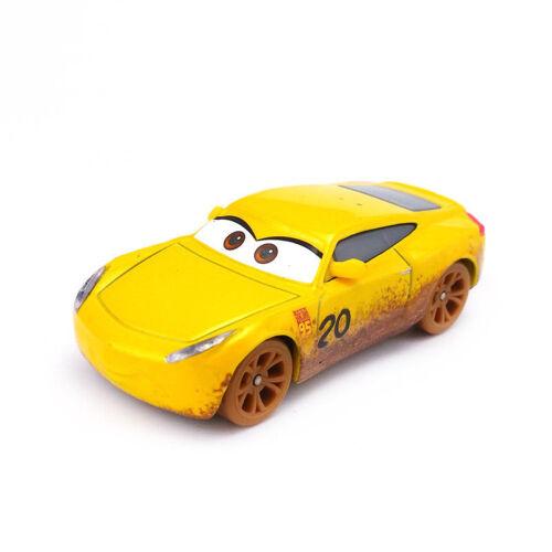 Mattel Disney Pixar Cars 3 Cruz Ramirez As Frances Beltline 1:55 Metal Toy Gift