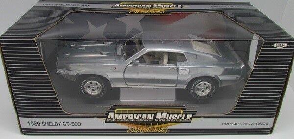 SUPER RARE Ertl 1 18 1969 Ford Shelby GT 500 SUPER RARE CHASE CAR 1 416