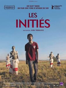 Affiche-Pliee-40x60cm-LES-INITIES-THE-WOUND-2017-Nakhane-Toure-Mantsai-NEUVE