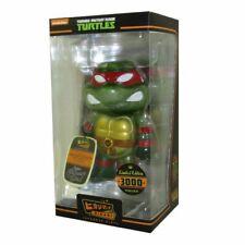 """Clear Raphael Teenage Mutant Ninja Turtles Hikari Sofubi 6/"""" Vinyl Figure 2014"""