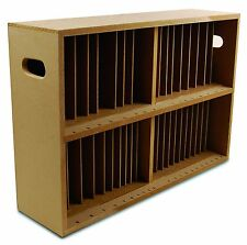 """Zip Change Storage Cabinet for Changeable Marquee Plastic Sign Letters 4""""-6"""""""