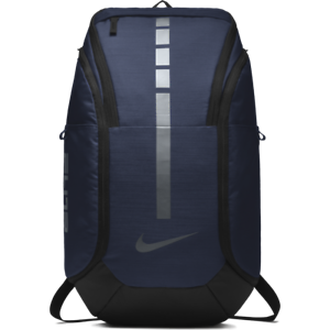 Nike Hoops Elite Pro Basketball Backpack Midnight Navy Black Silver BA5554-410