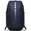 thumbnail 1 - Nike Hoops Elite Pro Basketball Backpack Midnight Navy Black Silver BA5554-410