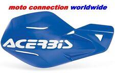 HAND GUARDS ACERBIS UNIKO BLUE YAMAHA YZ 85 125 250 YZF 250 450 WRF 250 450