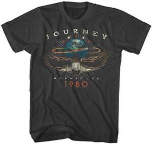 Journey-Departure-1980-Adult-T-Shirt-Rock-Music