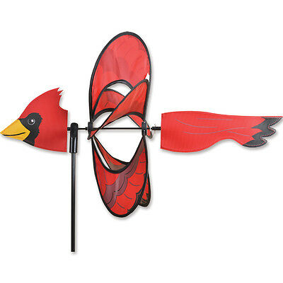 Flying Whirly Wing Cardinal Wind Spinner PR 25024