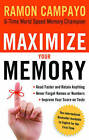 Maximize Your Memory by Ramon Campayo (Paperback, 2010)