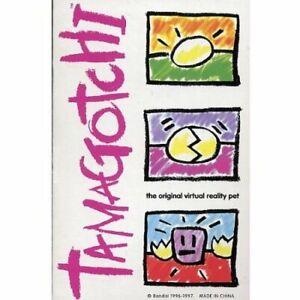 New-Bandai-Original-TamaGotchi-Transparent-1996-1997-English