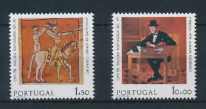 Portugal-1975-Mi-1281-1282-EUROPA-MNH-VF-High-Cat-Val-200-00