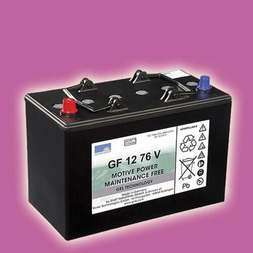 Akku-Satz Blei Gel Batterien für Reinigungsautomat Columbus RA 55 B 40 RA55 B40
