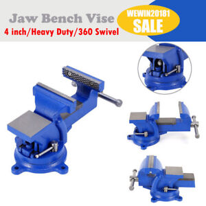 Prime Details About 3600Swivel Base 4 Inch Engineers Vice Vise Jaw Workshop Work Bench Uk Stock Pabps2019 Chair Design Images Pabps2019Com