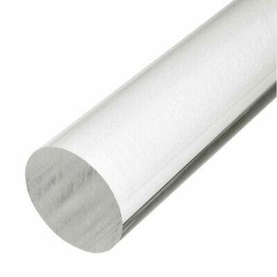 Gammacril Cast Clear Acrylic Rod Ø 12 x 500mm