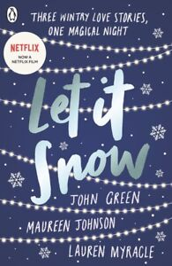 Let-it-snow-three-holiday-romances-by-John-Green-Paperback-Quality-guaranteed
