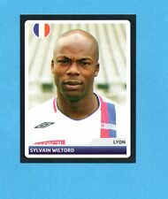 PANINI-CHAMPIONS 2006/2007-Figurina n.276- WILTORD -LIONE-NEW BLACK BACK