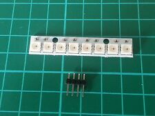 Pixel STICK - 8X ws2812 5050 RGB LED STICK PER ARDUINO