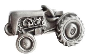 Vintage-Tractor-Pewter-Brooch-Pin-Badge