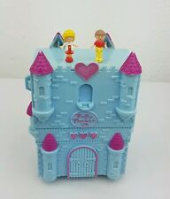 Vintage Polly Pocket Fairytale Castle Playset 1994  figures  Bluebird toy