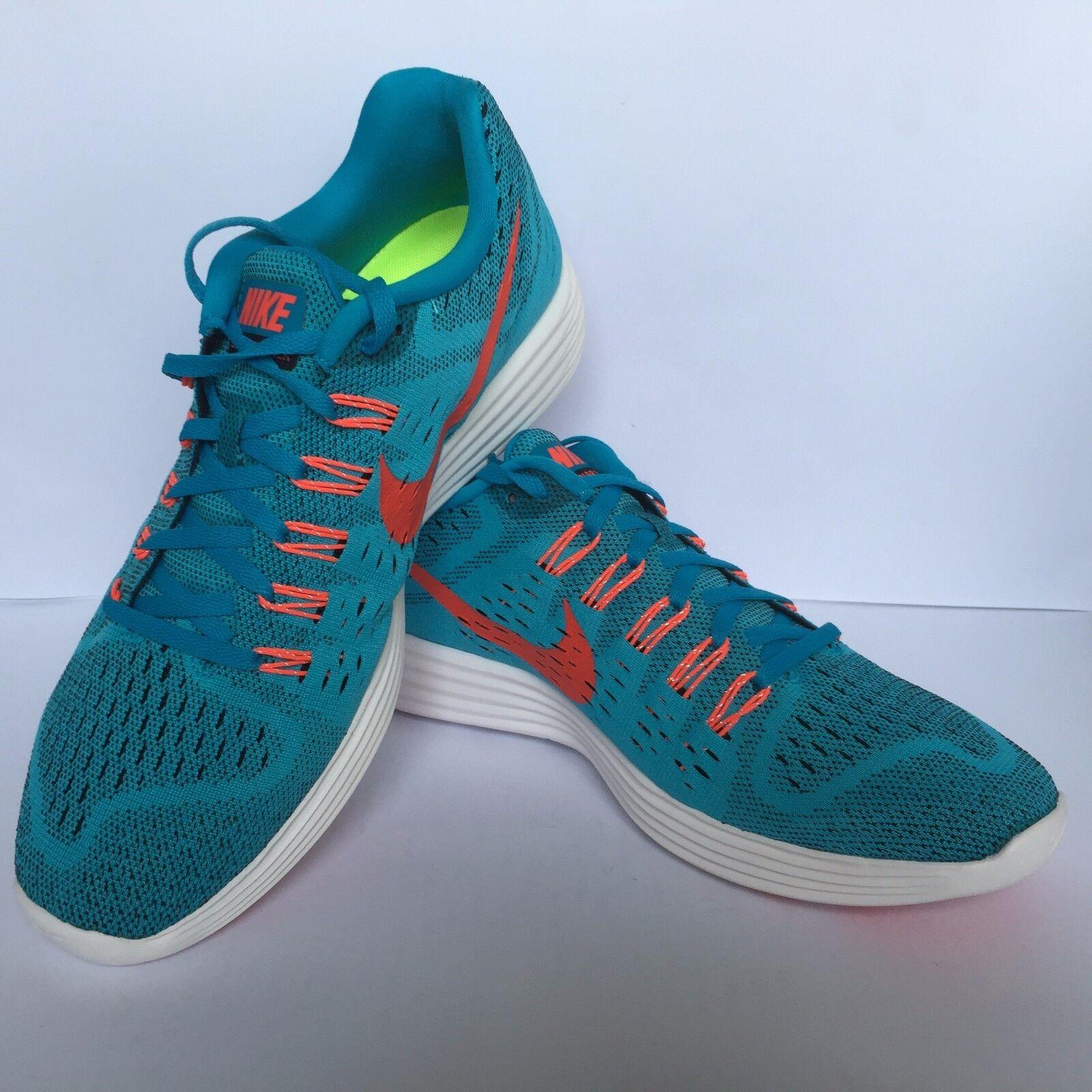 Nike Lunar tempo Da Uomo Scarpe Da Corsa Blu Rrp  Affare .99 Scarpe classiche da uomo