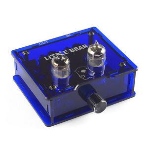 Valvula-de-tubo-pequeno-oso-P5-1-6J1-Amplificador-De-Preamplificador-De-Acolchado-fuente-de