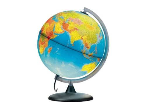 Illuminated Illustrated Globe MELINERA