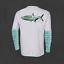 Men/'s White Performance Mangrove Tarpon W SLEEVE PRINTS Fishing Shirts
