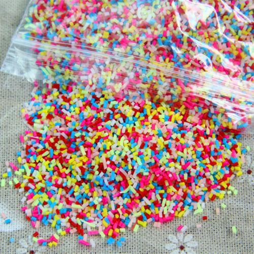Simulación de aguja de simulación de chocolate chispas de azúcar decoración de pastel de helado