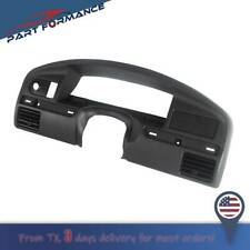 Instrument Dash Cluster Bezel For Gas 1994 1997 Ford F150 F250 F350 94 96 Bronco Fits 1997 Ford F 150