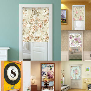 Image Is Loading Eg Anese Style Room Divider Fl Print Doorway