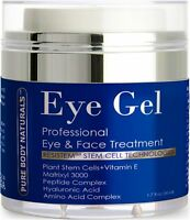 Pure Body Naturals Eye Gel Professional Treatment on sale
