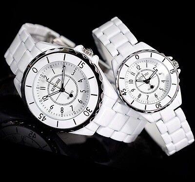 New Fashion Mens Ladies Elegant Watches Wrist Watch Quartz