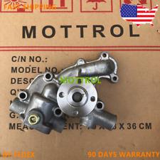 Water Pump For Case Cx27 Cx31 Yanmar 3tne82 3d82ae 3tne82a 3tnv82 3tnc80 3tnv76