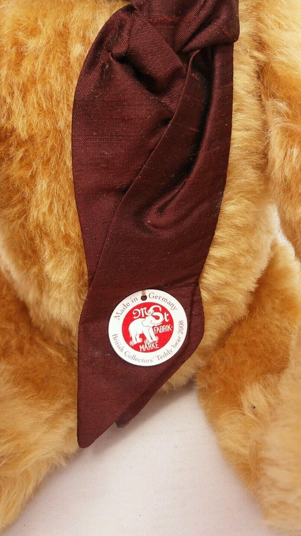 Steiff British British British Collector Bear  2008 662966 139e04