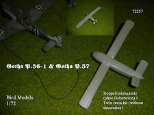 Gotha P.56-1 & Gotha P.57     1/72 Bird Models Resinbausatz/resin kit
