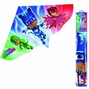 Avoir Un Esprit De Recherche Enfants Cerfs-volants | Pj Masks | 115 X 63 Cm | Kites En Feuille Conduire Un Commerce Rugissant