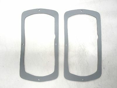 1965 65 FORD GALAXIE & 500 TAILLIGHT LENS SEAL GREY FOAM PAD NEW ...