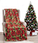 New-Ultra-Cozy-amp-Soft-Christmas-Holiday-Poinsetta-Plush-Warm-Throw-Blanket-50x60 thumbnail 1