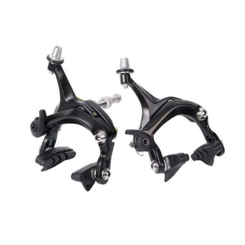 1 Set Bicycle Brake Dual Pivot Brake Aluminum Side Pull Caliper With Front Rear