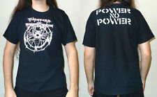 In the Age of Terminal Static - POWER NO POWER - T-Shirt Size L Noise/Grindcore