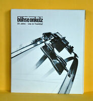 Böhse Onkelz - 20 Jahre Live in Frankfurt *2 DVDs+2 CDs/ ***SOFORT***