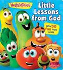 VeggieTales: Little Lessons from God: A Lift-The-Flap Book by Sfi Readerlink Dist (Board book, 2015)