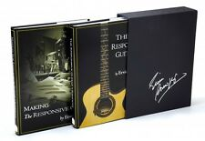Making the Responsive Guitar Boxed Set Book Hardcover NEW 000333136