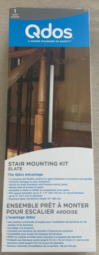 Qdos stair mounting kit slate 1 Pack