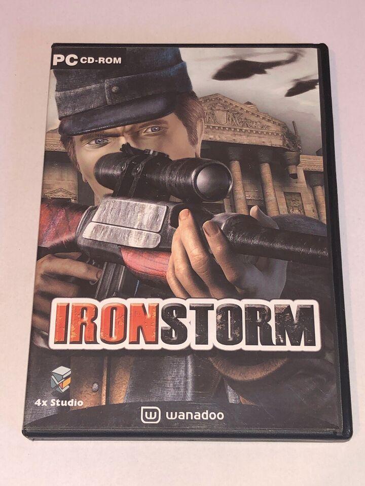 Iron Storm, til pc, til Mac