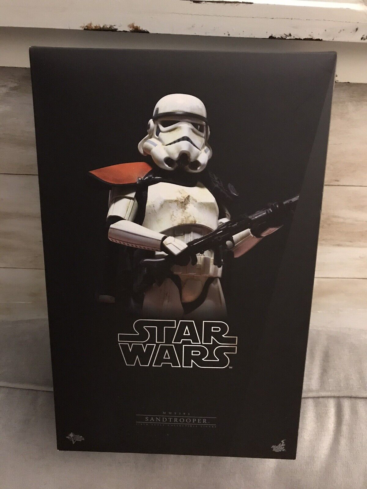 Hot Toys Star Wars MMS295 Sandtrooper 1/6th scale. Brand New In Box on eBay thumbnail