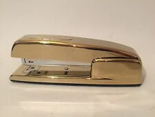 Limited Edition GOLD Swingline 747 Stapler Office Home Dorm Room Sturdy FASTSHIP