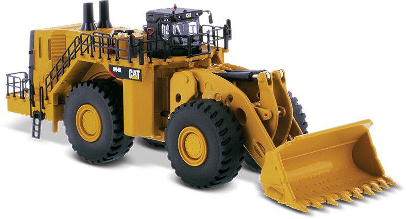 1 125 Scale Diecast Masters 85535 Caterpillar 994K Tracto-chargeur-Entièrement NEUF dans sa boîte