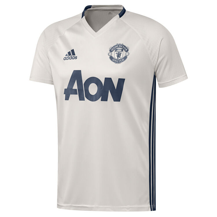 58460c7babe Manchester United FC 2016 17 Training Jersey - Size Medium SALE PRICE.  Rugby Heritage World Cup ...