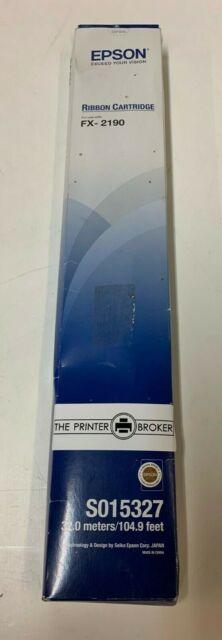 C13S015327 / S015327 - Epson S015327 Ribbon Cartridge for FX-2190 Series